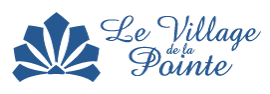 Logo-village-de-la-pointe-en-bleu